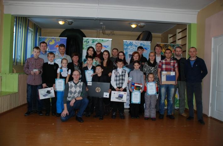 победители призеры конкурса