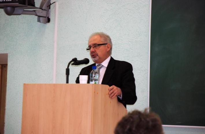 Выступление генерального консула республики Польша