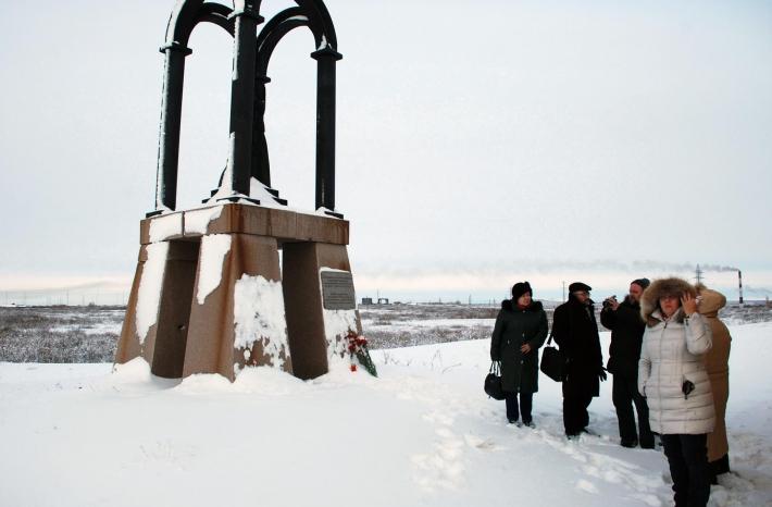 Экскурсия по воркутинскому кольцу