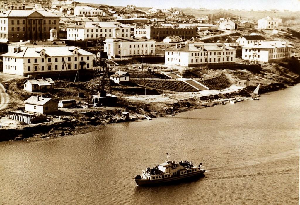 Руднки 1956 год