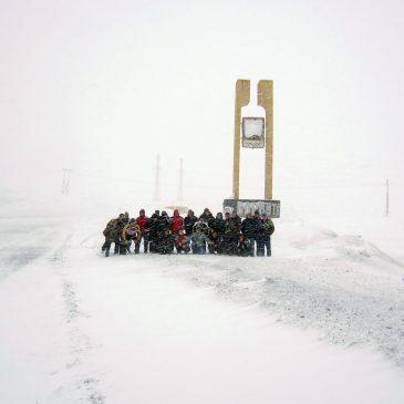 Сибирский экстрим в Воркуте