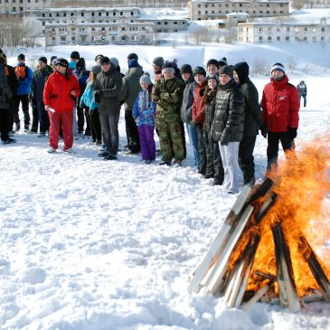 Зимний туристический слет «Арктик Фокс — 2014»
