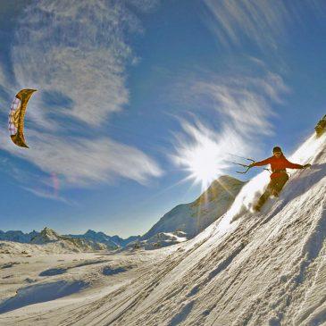 В Воркуте пройдут соревнования по сноукайтингу