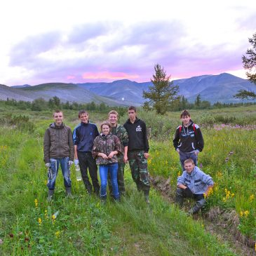 Начался набор групп для походов на Полярный Урал