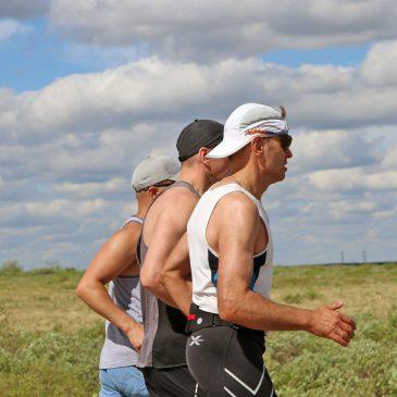 Легкоатлетический марафон «Воркутинское кольцо»