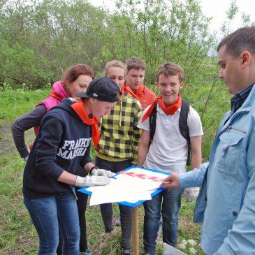 На базе отдыха «Заречная» состоялся туристический слет трудовых бригад Воркуты