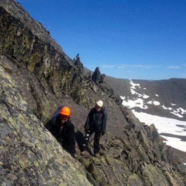 Специалисты центра развития туризма Воркуты отмечены знаками «Альпинист России»