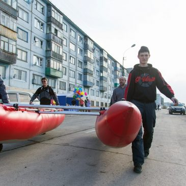 Воркутинский центр развития туризма отметил День Туризма