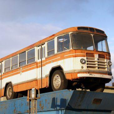Автобус ЛиA3-158
