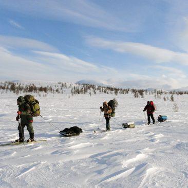 Маршруты лыжные