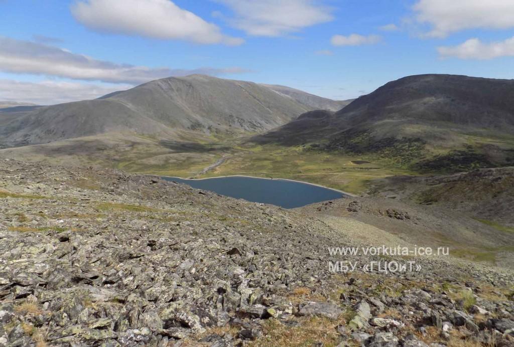 Долина озера Эстото