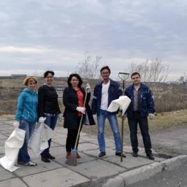Всероссийский экологический субботник — Зеленая Весна
