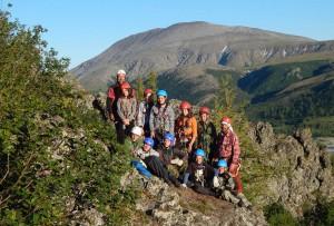 Воркута, туризм, альпиниз