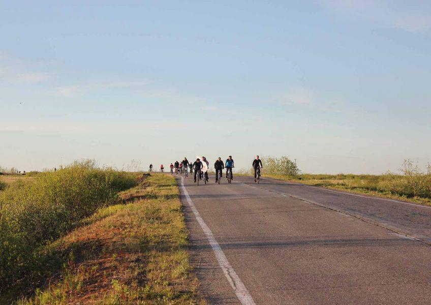 Воркутинская велоночь