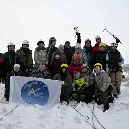 Туризм в Воркуте, альпинисты