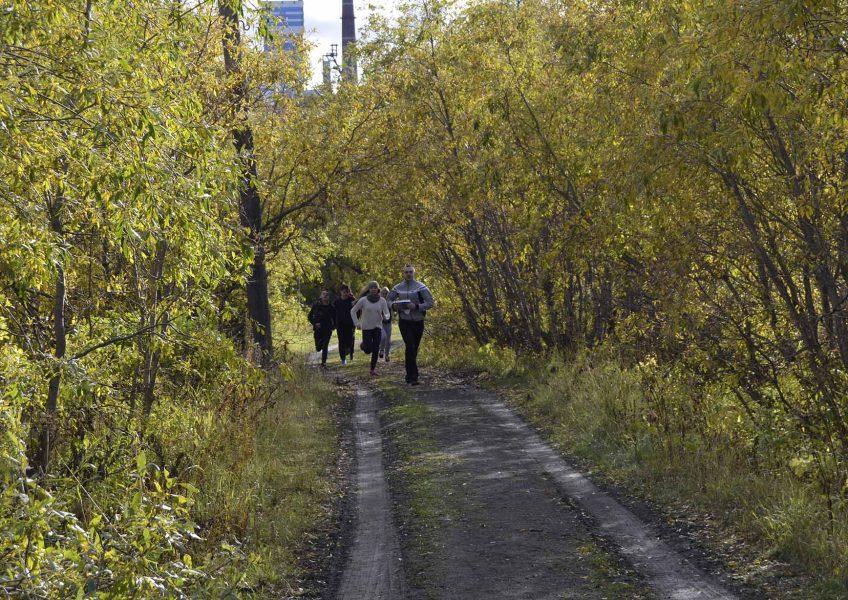Российский Азимут, Воркута