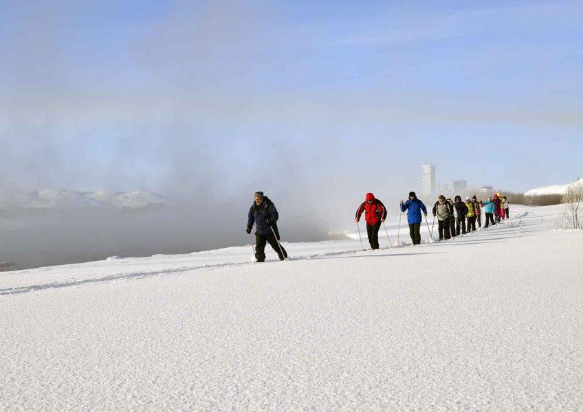 Арктическая лыжня 2018, Воркута