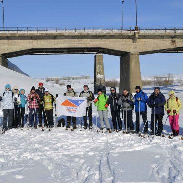 Отчет о проведении спортивно-массового мероприятия «Арктическая лыжня 2018»