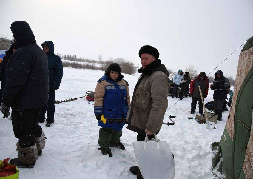 Удача рыбака 2018, Воркута