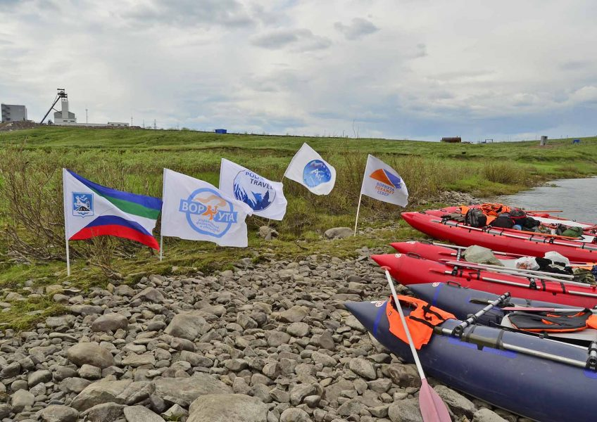 Водный фестиваль Воркута