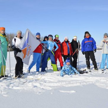 Отчет о проведении  мероприятия «Арктическая лыжня — 2021»